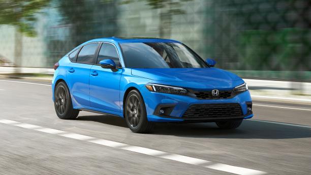 2022_Honda_Civic_Hatchback_Front