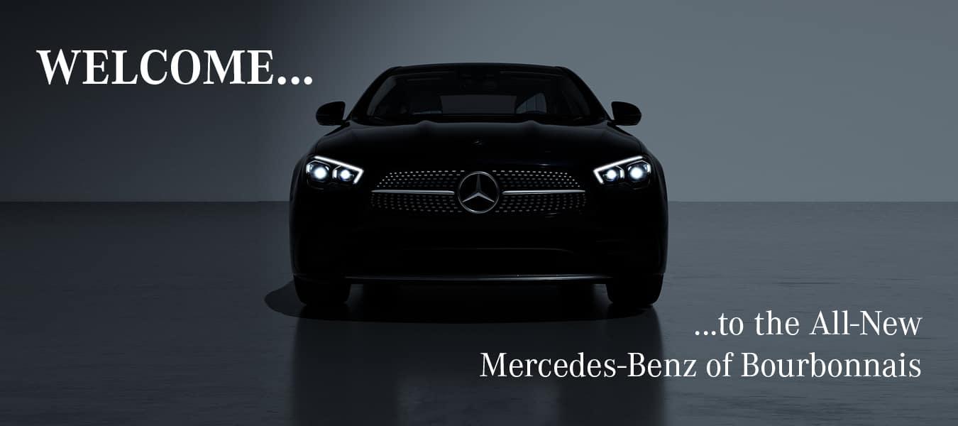 All-New Mercedes-Benz of Bourbonnais