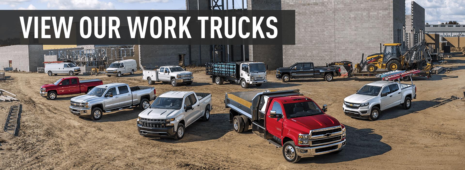 Chevy-Work-Trucks