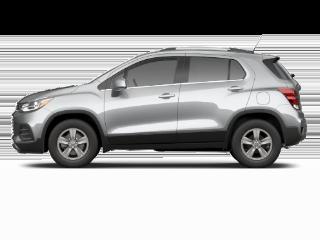 2021 chevrolet trax silver