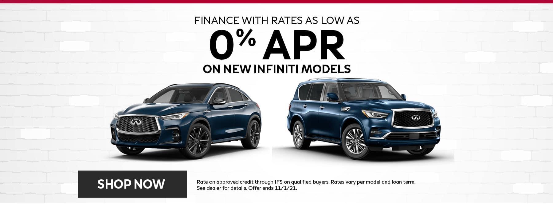 New Finance Offer