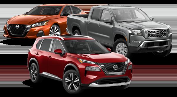 Select 2021 & 2022 Nissan Models