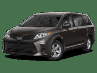 2020 Toyota Sienna thumbnail