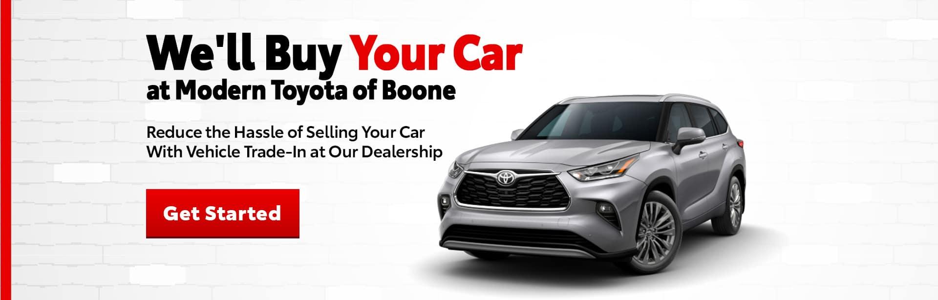 We'll Buy Your Car – desktop