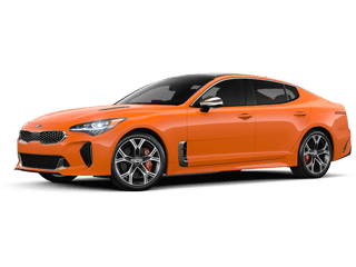 2022 Kia Stinger 4D Sedan