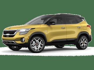 New 2022 Kia Seltos S 4D Sport Utility
