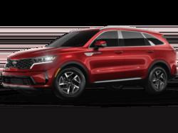 2021 Kia-sorento-hybrid-angled
