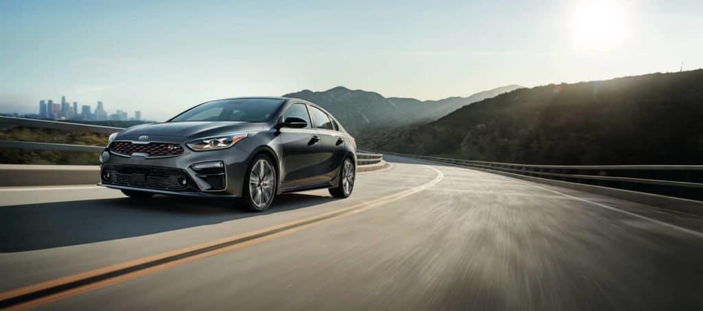 New 2021 Kia Forte LXS FWD 4D Sedan