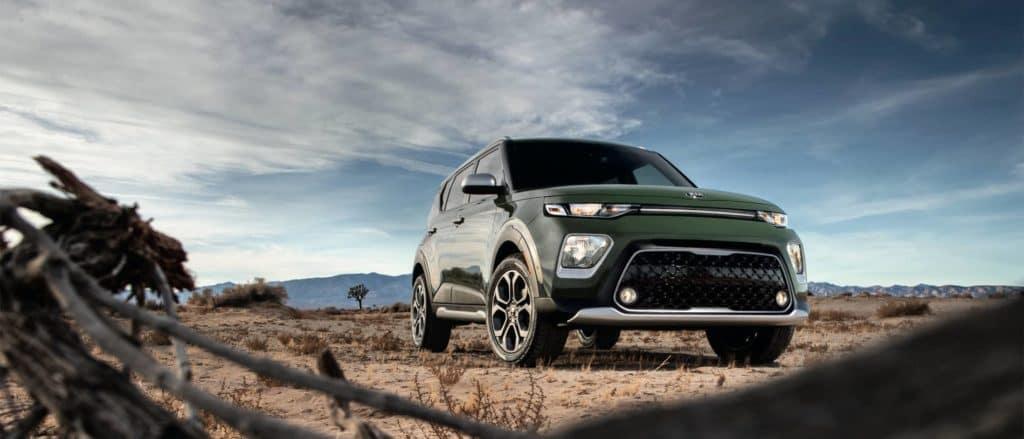 New 2022 Kia Soul LX FWD 4D Hatchback