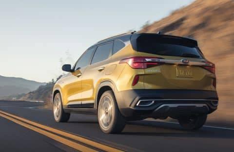 New 2022 Kia Seltos LX AWD 4D Sport Utility