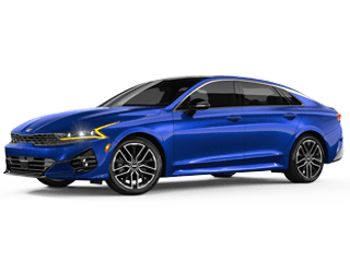 New 2022 Kia K5 LXS AWD 4D Sedan
