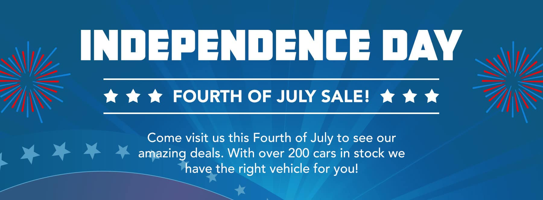 July Fourth Sale 2021