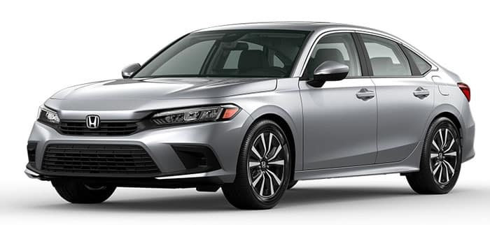 2022 Honda Civic EX