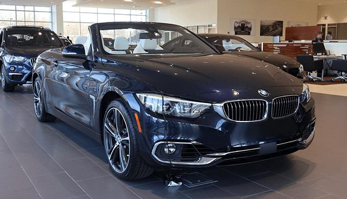 2019 BMW 440i xDrive 'Luxury Line' Individual Convertible