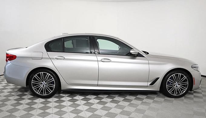 2019 BMW 540i xDrive 'M' Sport