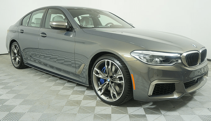 2019 BMW M550i xDrive