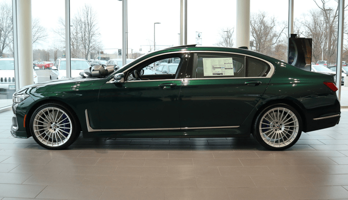 2020 BMW B7 ALPINA xDrive