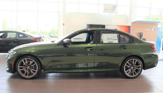 2020 BMW M340'xi