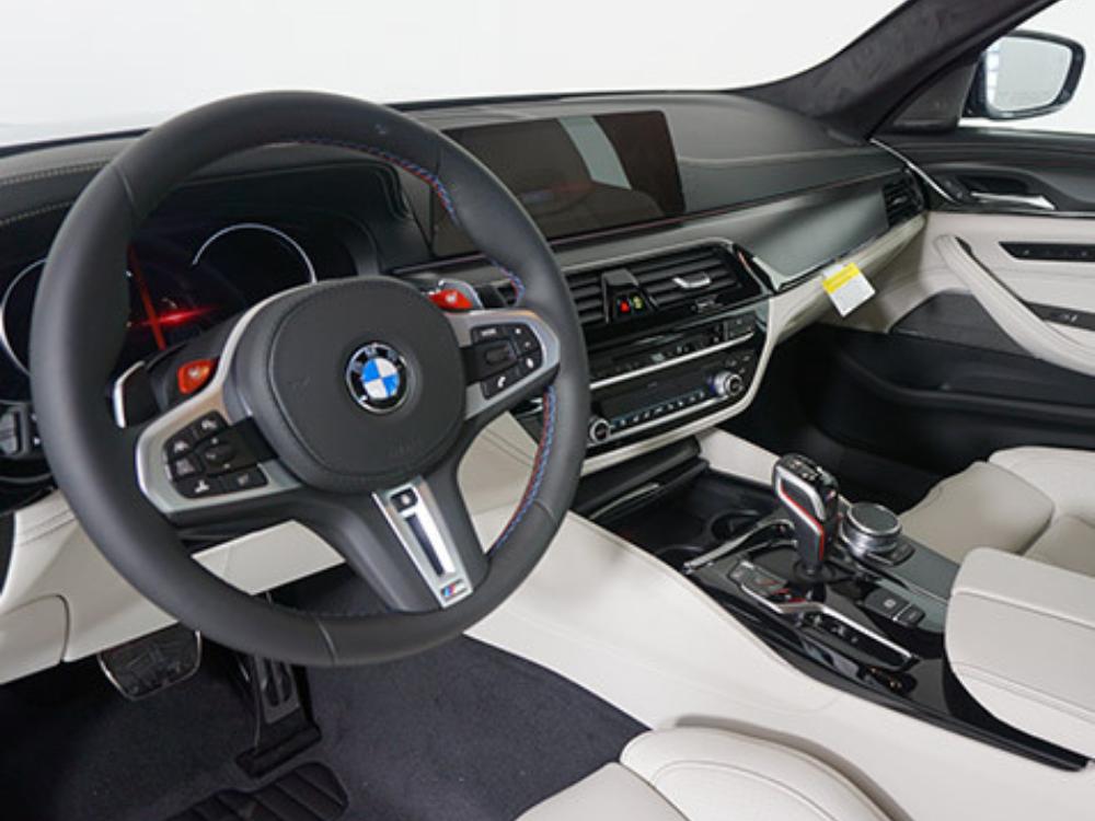 2019 BMW M5 Competition Individual - Azurite Black Metallic 2