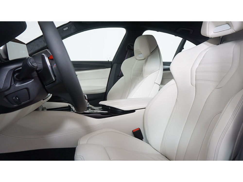 2019 BMW M5 Competition Individual - Azurite Black Metallic 4