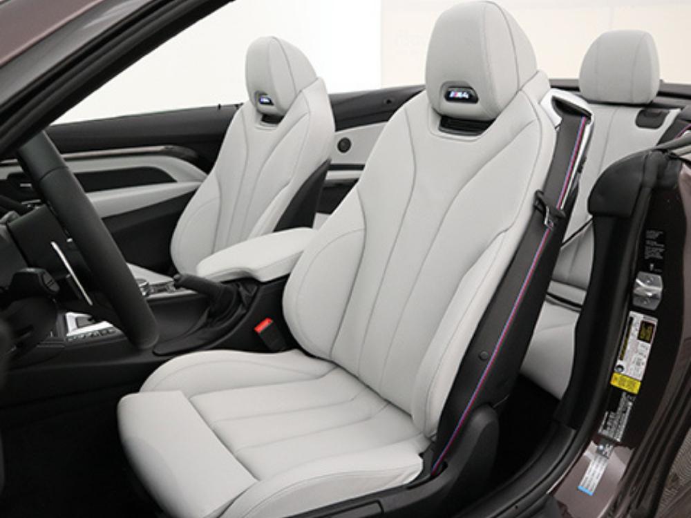 2020 BMW M4 Convertible Individualized Smoked Topaz 4