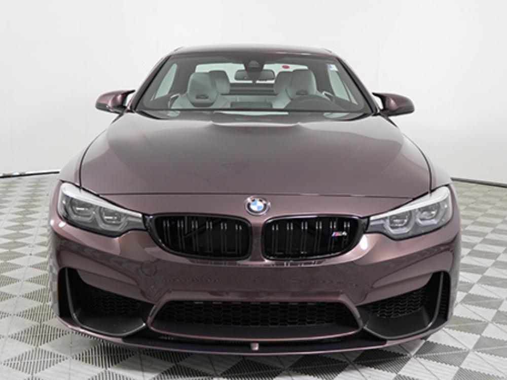 2020 BMW M4 Convertible Individualized Smoked Topaz 2