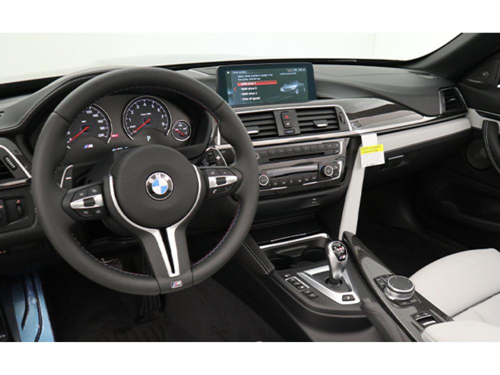 2020 BMW M4 Convertible Individualized Smoked Topaz 3