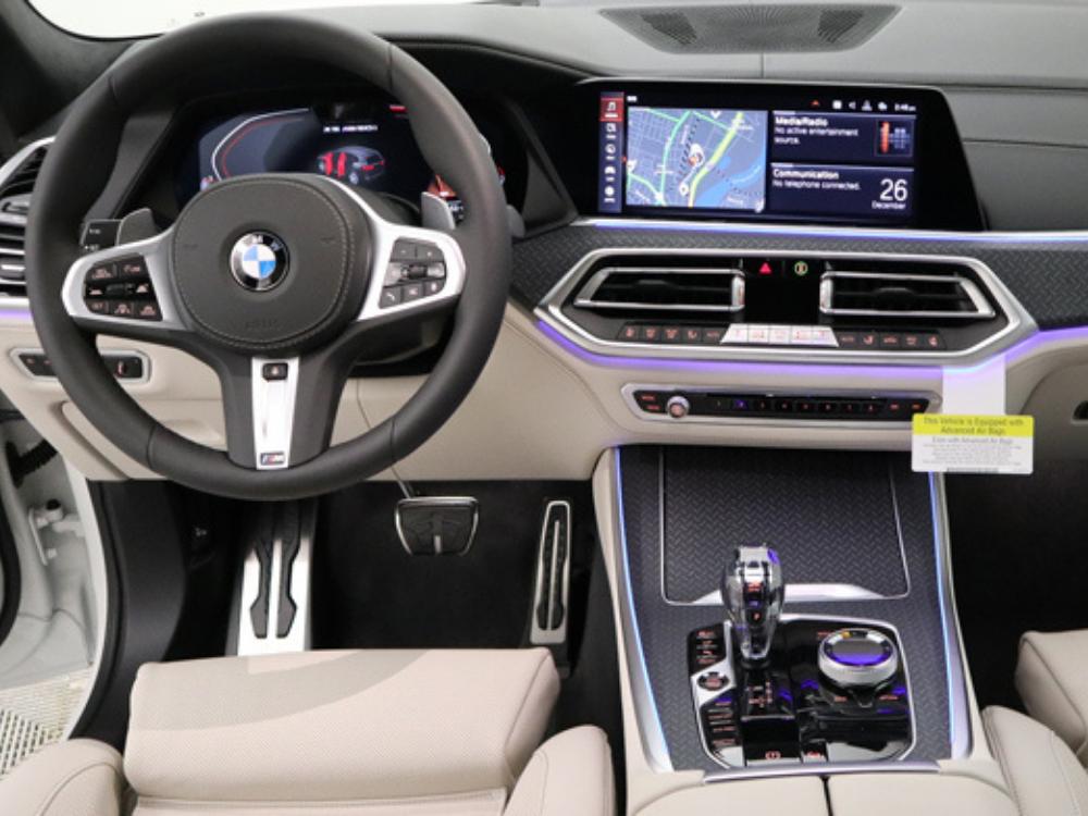 2020 BMW X5 'M'5.0i - White 3