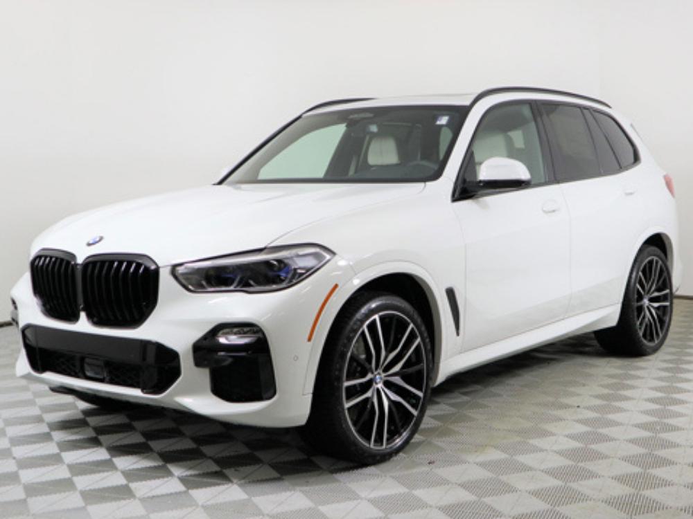 2020 BMW X5 'M'5.0i - White 2