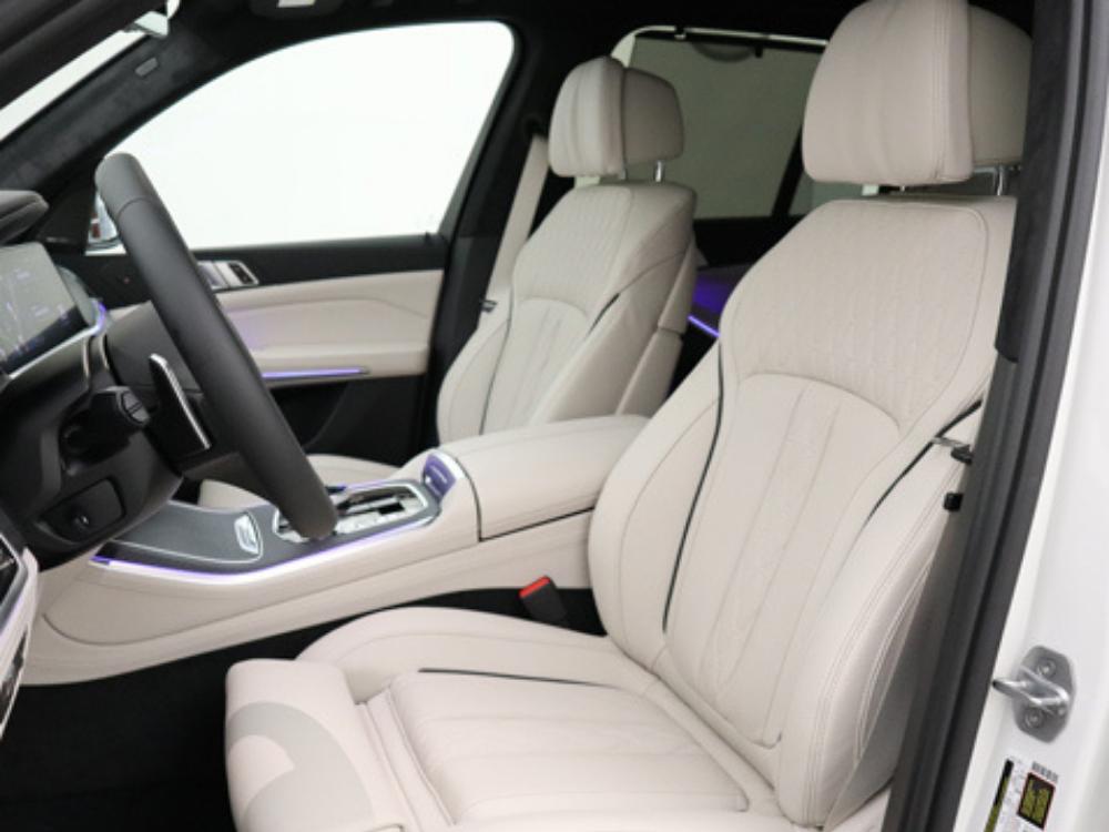 2020 BMW X5 'M'5.0i - White 4