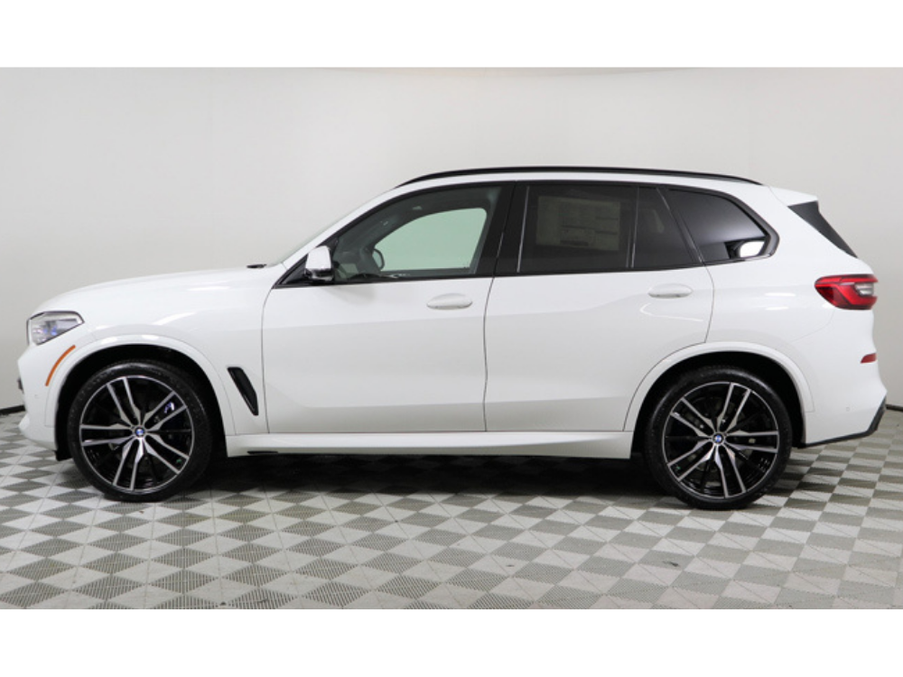 2020 BMW X5 'M'5.0i - White 1