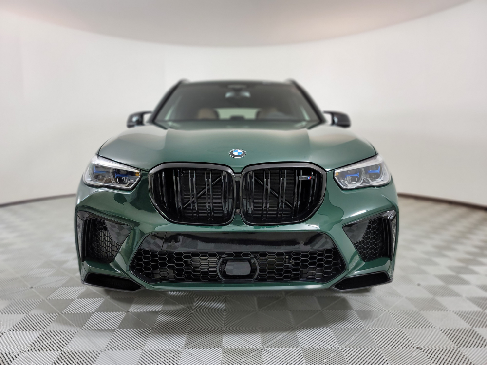 2021 British Racing Green X5 M Competition 2