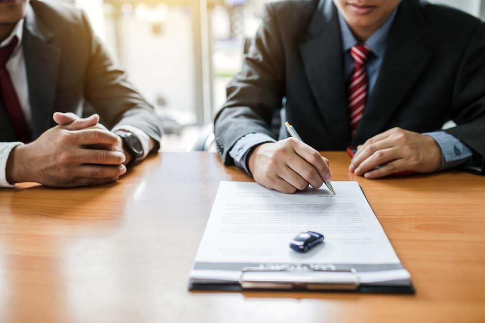 Financing Experts at Dealership