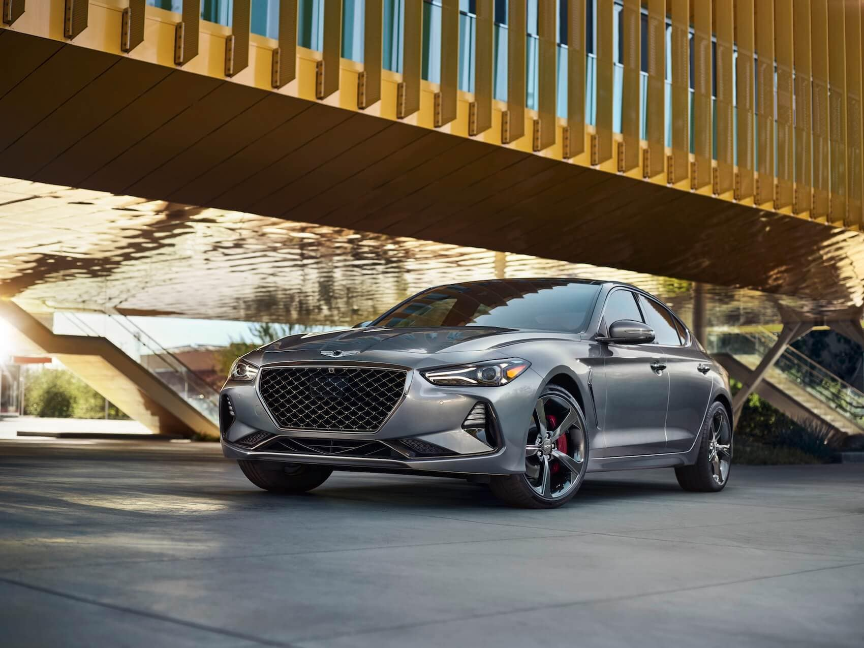 Genesis G70 Connectivity Features