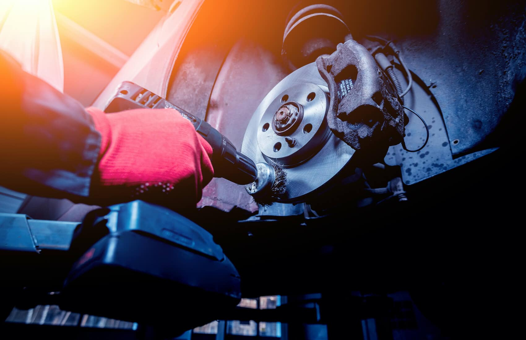 Importance of Brake Service