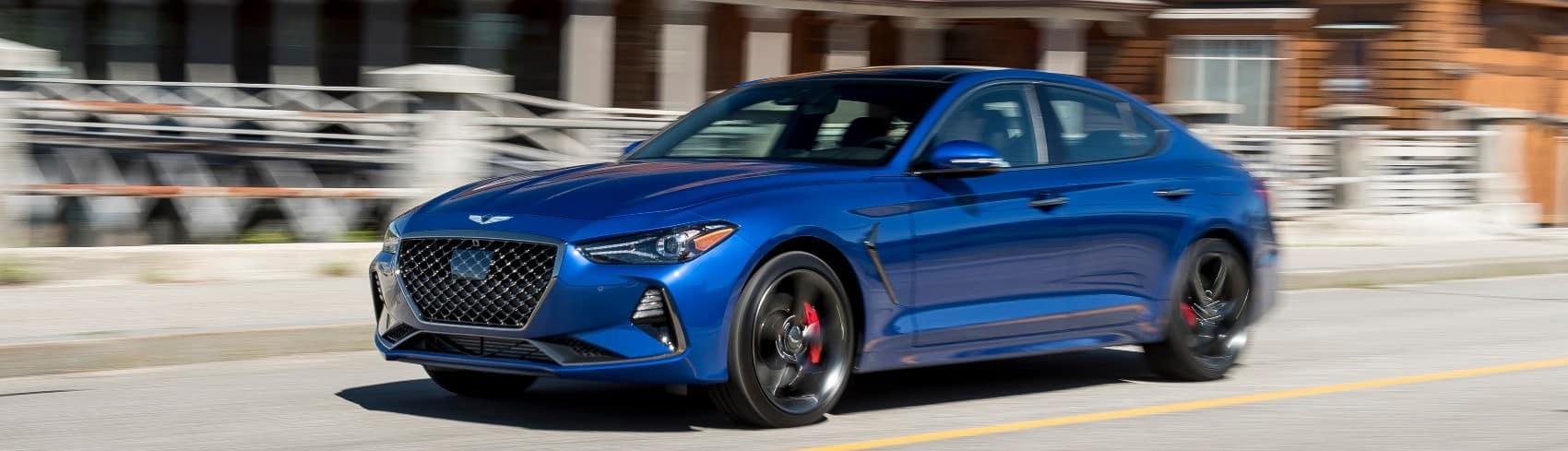 Genesis G70 vs Lexus IS