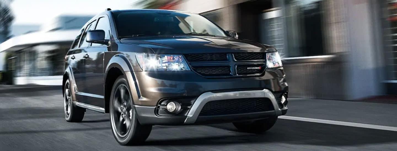 The New 2020 Dodge Journey