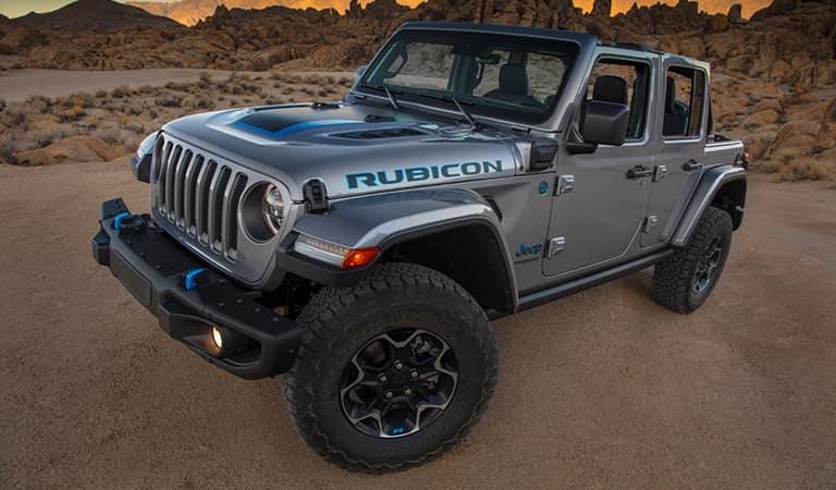 New 2021 Jeep Wrangler Charleston South Carolina