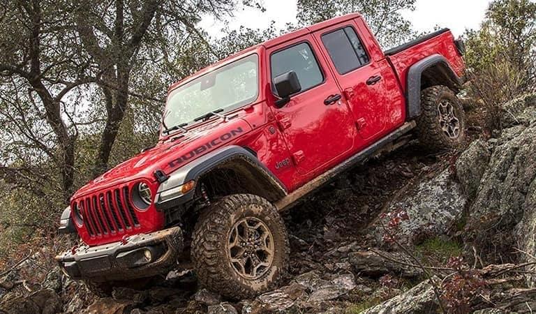 New 2021 Jeep Gladiator Charleston SC