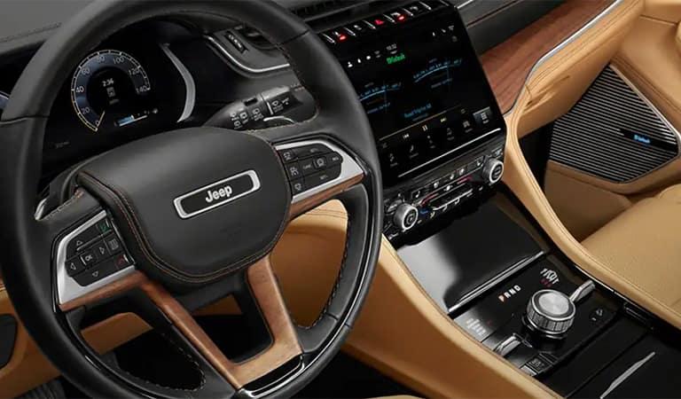 New 2020 Jeep Grand Cherokee L Charleston SC
