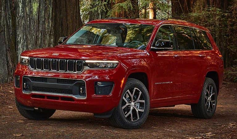 2020 Jeep Grand Cherokee L North Charleston SC