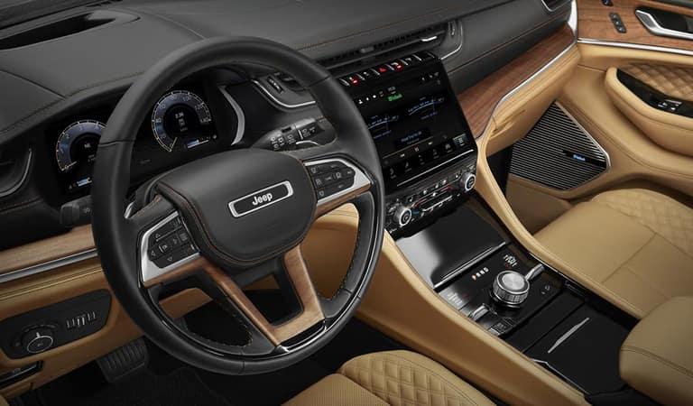 New 2020 Jeep Grand Cherokee L North Charleston SC