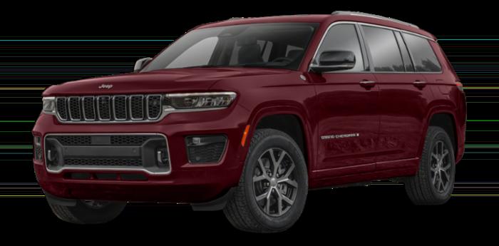 New 2021 Grand Cherokee L Rick Hendrick Jeep Chrysler Dodge Ram North Charleston