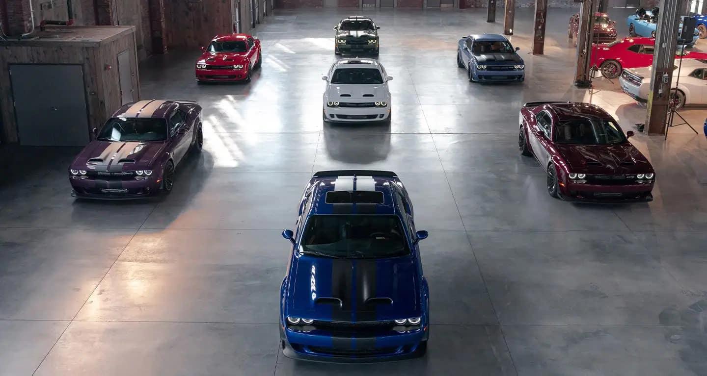 Dodge Challegers