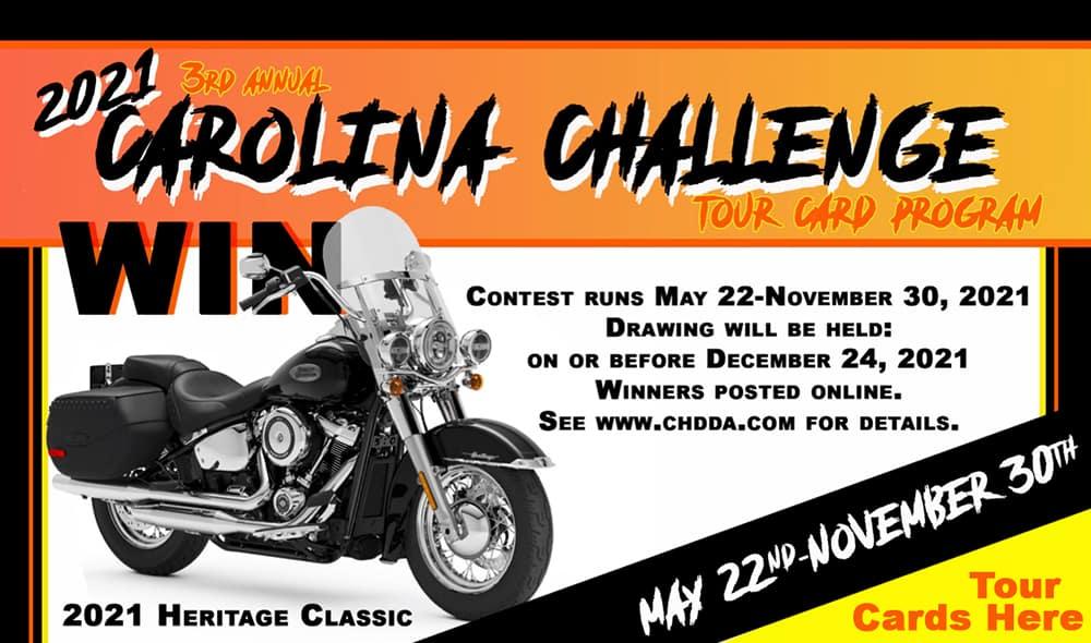 2021 Carolina Challenge