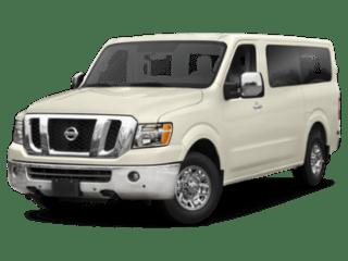 2019 NV Passenger Angled