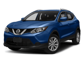 2019 Nissan Rogue Sport Angled