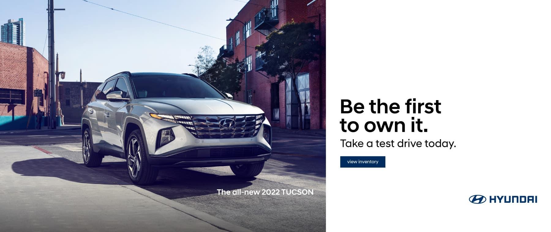 All New 2022 Hyundai Tucson Is Available at Rosen Hyundai Greenfield