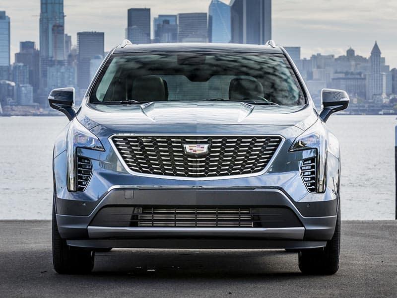 2021 Cadillac XT4 lineup and AWD