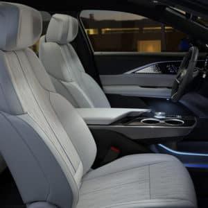 2023 Cadillac LYRIQ Futuristic Interior